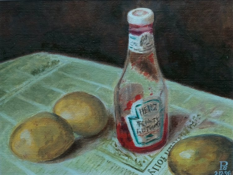 Still Life with Ketchup