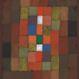 """Static-Dynamic Gradation"" by Paul Klee, 1923"