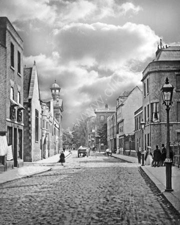 Trumpington Street