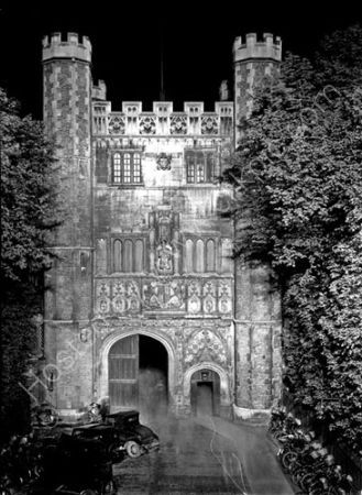 Trinity College Gate.