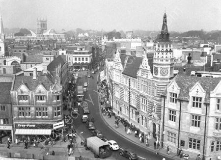 City Centre. c 1970