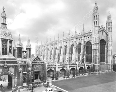 King's College from King's Parade.