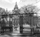 Clare College Gate