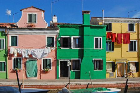 Burano, Venice.