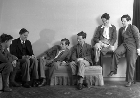 The Apostles Society 1932.