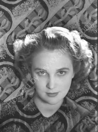 Miss J. Evans (1938)
