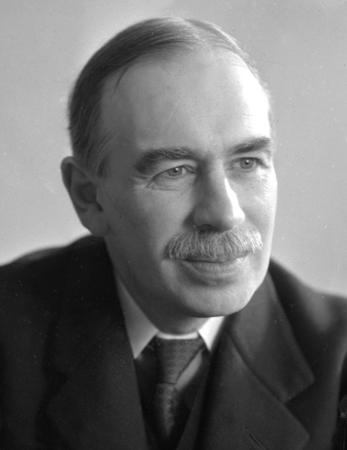 Lord Meynard Keynes.