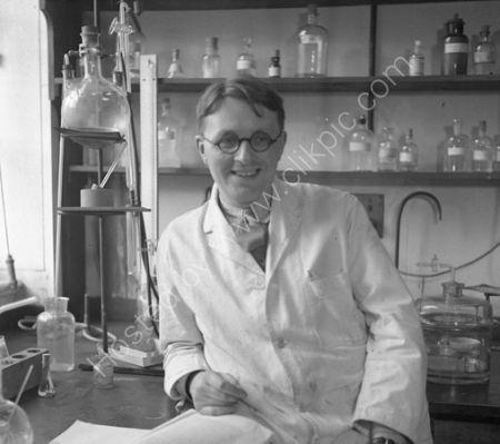 Dr. Joseph Needham.