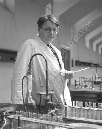 Dr Joseph Needham. (1937)