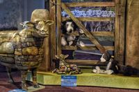 Go Herdwick exhibition at the Rheged centre