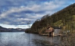 Boathouse at Ullswater