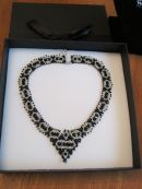 Necklace by Carolyn Lyall