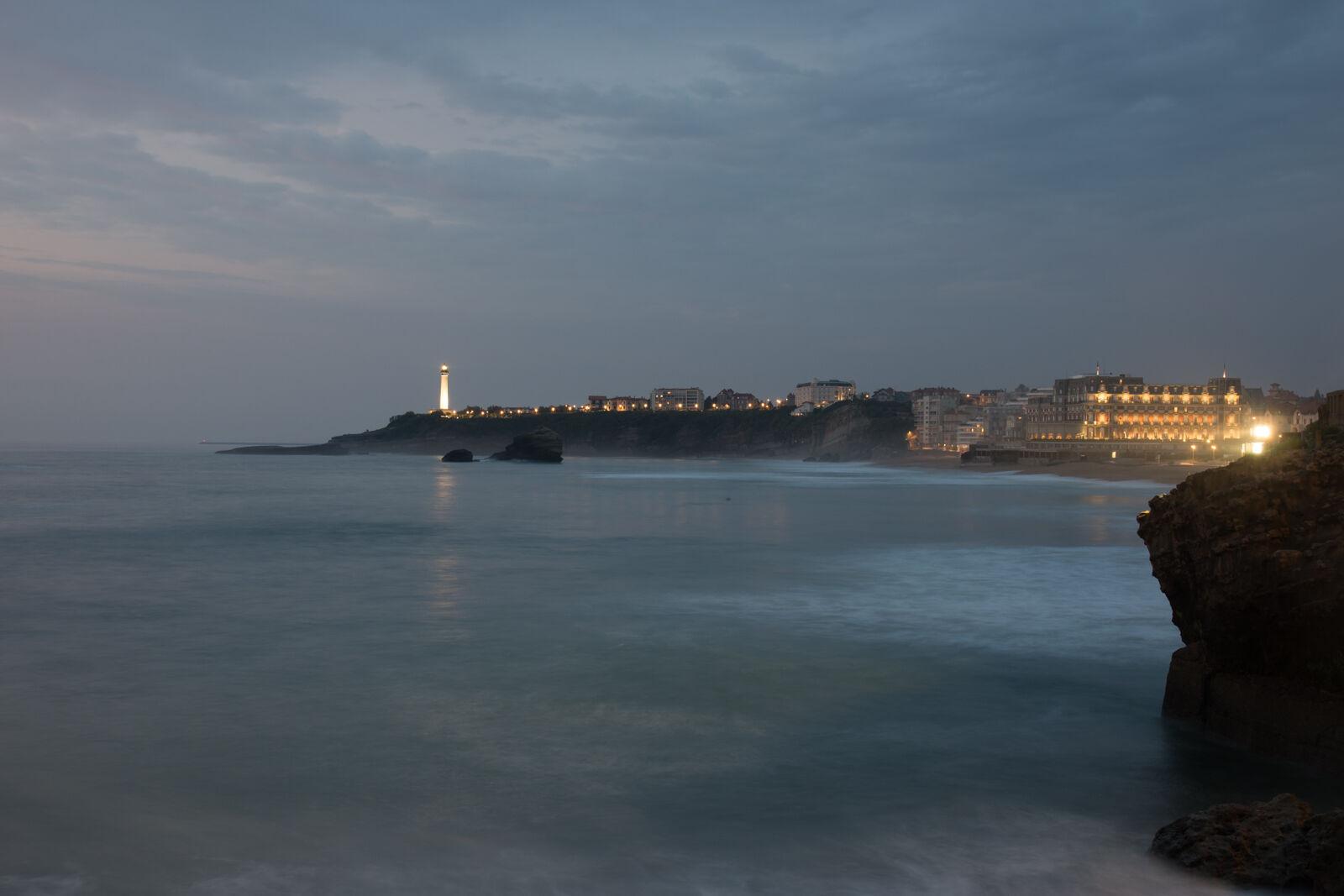 17 Points - Biarritz At Dusk - Roy Darcey