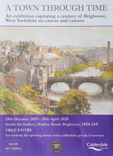 A Town Through Time Poster