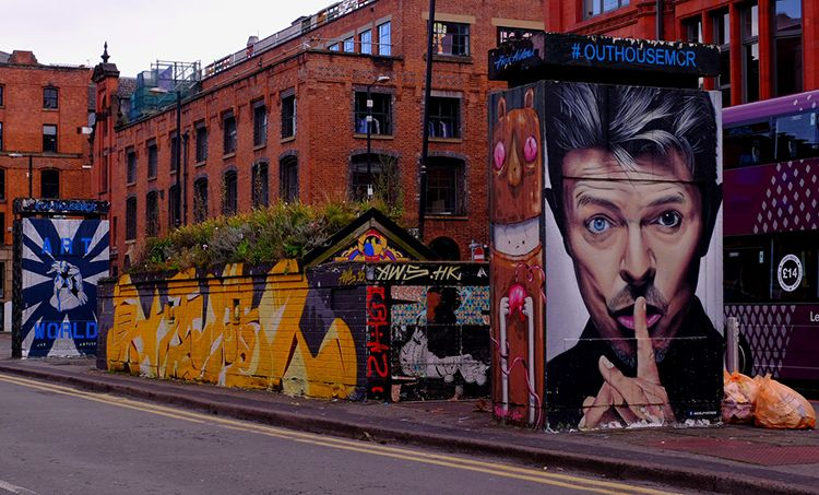 Bowie Remembered