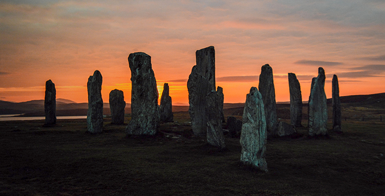 Callanish Afterglow