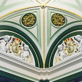 Cornice In Halifax Town Hall