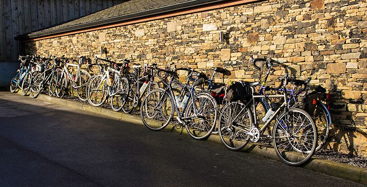Cycling Club - Bolster Moor