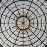 Dome Galleria Vittorio Emanuele, Milan