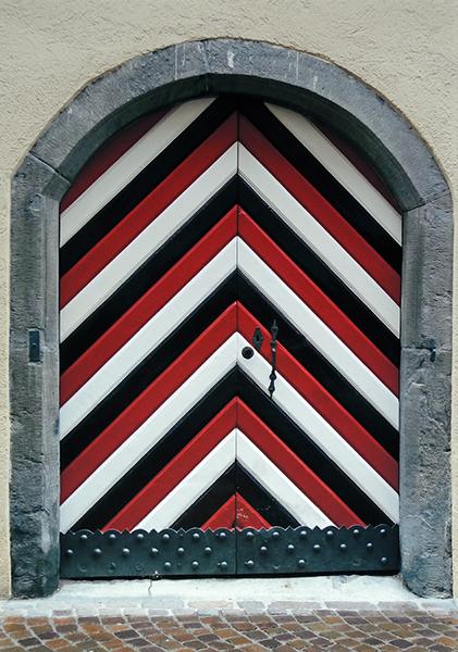 Door Of The Rat House