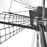 HMS Gannet Rigging