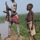Omo River Villagers - Ethiopia