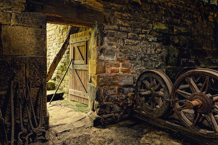 Open Door - Wortley Forge