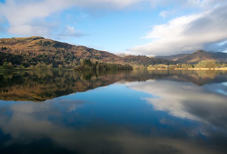 Reflections On Derwent Water