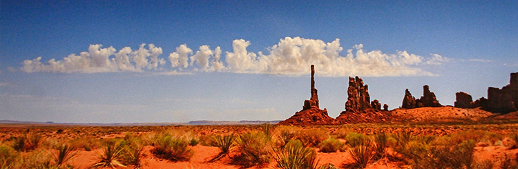 Totem Pole - Monument Valey