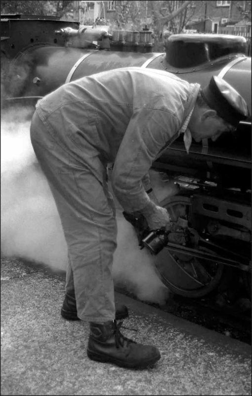 Train Driver 1
