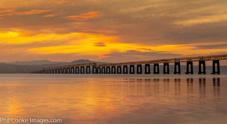 River Tay Sunset