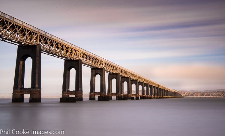 The Tay Railway Bridge