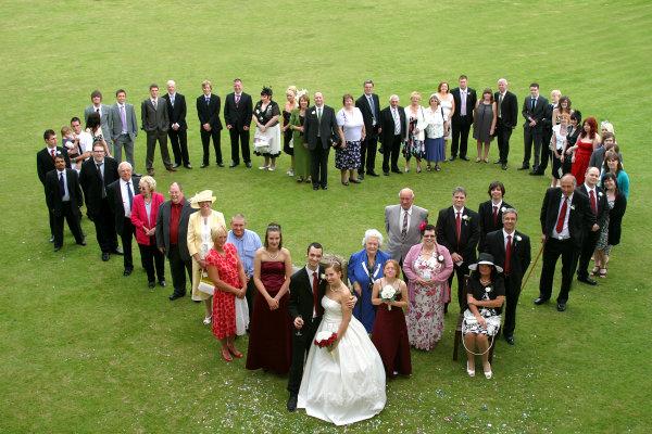 Wedding photography in Sheffield