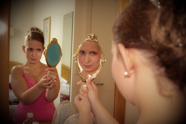 Bridal preparations - adding variety to your album.