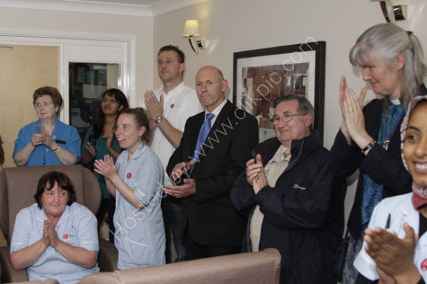 Abbey Grange Nursing Home - Opening Day
