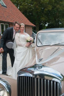 Matthew & Nicole's Bentley