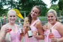Bridesmaids- Rebecca, Katy,& Louise..cheers!