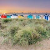 Beach huts IV