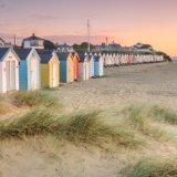 Beach huts III