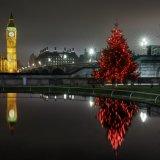 christmas reflected I