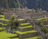 2nd Place: Cleaning the Sacred Stones, Machu Picchu