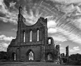 1st Place: Byland Abbey