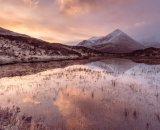 Highly Commended: Frosty Sunrise Glamaig