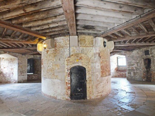 Commended: Hurst Castle Gun Emplacement