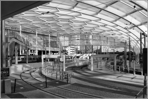 Highly Commended: Manchester Victoria Station