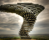 2nd Place: Singing Ringing Tree Todmordon