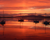Joint 3rd Place: Sunset near Oban
