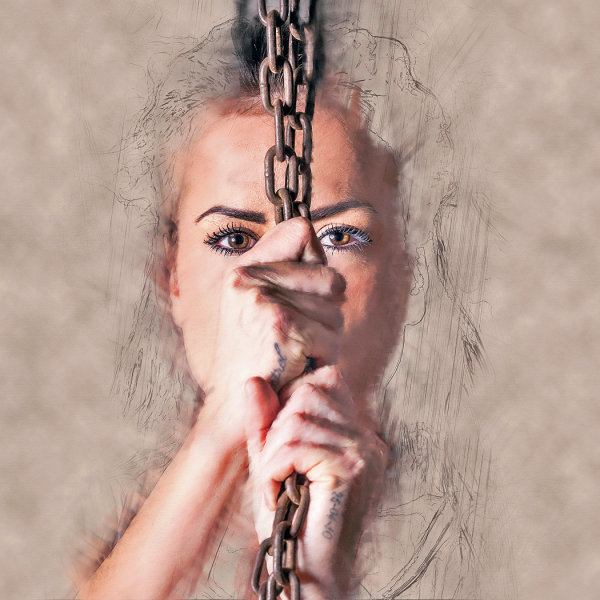 1st: Woman in Chains