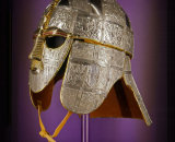 1st Place: Anglo Saxon Helmet Sutton Hoo