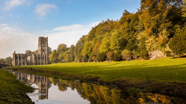 Commended: Fountains Abbey